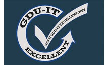 Logo von GDU - IT - EXCELLENT Inh. Ines Wegel